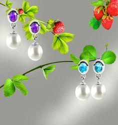 suellehartsperolas Belly Button Rings, Jewelry Design, Gemstones, Gems, Gem, Belly Rings, Belly Button Piercing, Belly Button