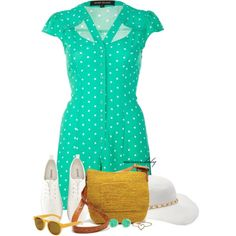 """Feels Like Summer"" by autumnsbaby on Polyvore"
