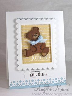CC405 Baby Ellis by Arizona Maine - Cards and Paper Crafts at Splitcoaststampers