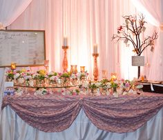 Different place card table
