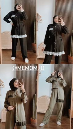 Casual Hijab Outfit, Ootd Hijab, Fire Photography, Korean Outfits, Hijab Fashion, Skincare, Bts, Actors, Blouse