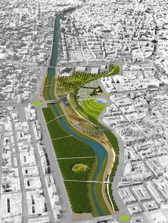 Park of Levante Master Plan / K/R Architects