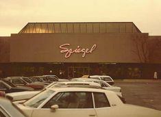 Spiegel Lost stores in Chicago.