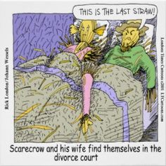Shop Why Scarecrows Divorce Funny Poster created by Personalize it with photos & text or purchase as is! Mom Jokes, Best Funny Jokes, Stupid Funny Memes, Funny Stuff, Divorce Humor, Divorce Law, Divorce Funny, Senior Humor, Funny Christmas Pictures
