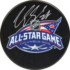 Claude Giroux Signed 2015 All Star Hockey Puck (AJ Sports Auth) - Hockey star Claude Giroux has personally hand-signed this hockey puck.100% Guaranteed AuthenticAJ Sports AuthenticatedPerfect Collectors Item. Gifts > Collectibles > Nhl Memorabilia. Weight: 1.00