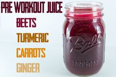 All Natural Pre Workout Juice for Champions | Transform Your Food
