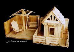 DIY บ้านตามจินตนาการ