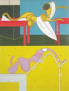 Barbara Rossi, El Sombrero, 1982