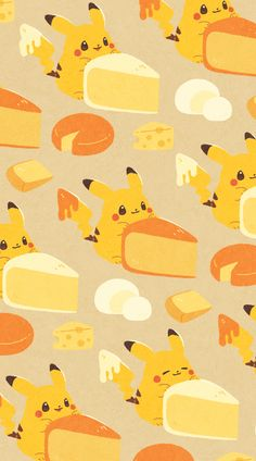 Eevee Wallpaper, Cute Pokemon Wallpaper, Cute Patterns Wallpaper, Kawaii Wallpaper, Cute Disney Wallpaper, Cute Cartoon Wallpapers, Animes Wallpapers, Pikachu Pikachu, Pikachu Kunst