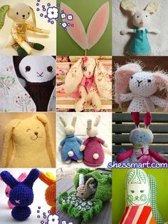handmade doll | Oooh! Handmade, Whimsical Dolls for Children that are as Unique as ...