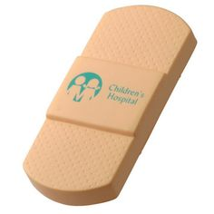 Stress Plaster Promo Gift ideas for the Health & Medical Industry #Health #Healthindustry #Marketing #Promotion
