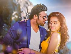 So cutest pic💝❣️❣️💓💓💓💝❣️❣️💓❣️❣️💓 Bollywood Couples, Bollywood Actors, Bollywood Celebrities, Film Images, Actors Images, Best Tv Couples, Cute Couples, Dev Movie, Prabhas Actor