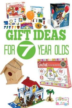Gifts For 7 Year Olds Boy Birthday