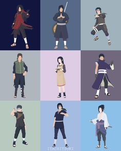 the uchiha