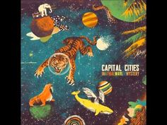 Capital Cities - Kangaroo Court. Love the music to this song