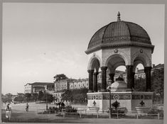 Historic B&W Photos Of Constantinople, Turkey (19th Century) | MONOVISIONS