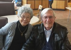 Frank and Yoshi Gerner recently traveled to Yoshi's hometown of Sendai, Japan and will be hosting a presentation on their time there experiencing the effects of a 2011 earthquake at noon Jan. 27 at The International House.