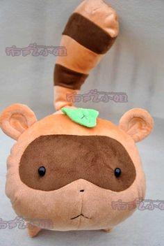 inu x boku tanuki plush | Inu x Boku SS Banri Watanuki Tanuki juguete muñeca Cosplay Photoshoot ...