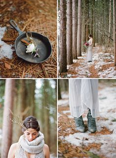 Rustic Winter Lifestyle shoot by White Loft Studio