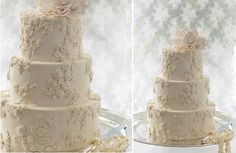 bas relief cake decorating by Ms. B's Cakes