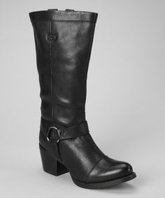 Look what I found on #zulily! Durango Black Philly Harness Boot - Women by Durango #zulilyfinds