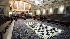 Beautiful Masonic Temples