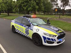 Rescue Vehicles, Police Vehicles, Car Cop, Aussie Muscle Cars, Victoria Police, Emergency Medical Services, Australian Cars, Car Badges, Police Uniforms