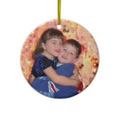 Hang Picture ornaments from Zazzle on your tree this holiday season. Start a new holiday tradition with thousands of festive designs to choose from.