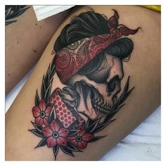 Old School Tattoo featuring polyvore women's fashion accessories body art