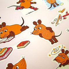 Maus シール/マウス