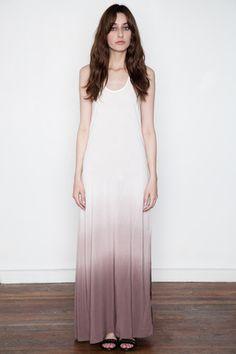 SILENT Women's - Blush Dip-Dye Dockna Tank Dress