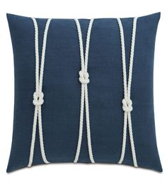 Indigo Yacht Knots from Eastern Accents
