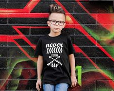 SHOP SMALL kids fashion tees for back to school clothes! Have your kid stand out with these comfy tshirts for kids of all ages. Stylish and comfy! Kids shirts don't need to be the run of the mill boring childrens tops that are Vintage Kids Fashion, Trendy Fashion, Toddler Boy Fashion, Toddler Girl, Birthday Boy Shirts, Trendy Kids, Girls Tees, Kids Shirts, Kids Outfits