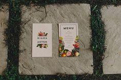 menu / Miss Moss