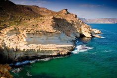 Cabo de Gata Natural Park, Almeria, Andalusia, Spain