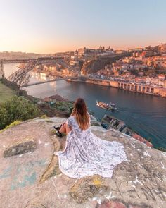 10 Best Sunset Spots In Porto Spain And Portugal, Portugal Travel, Algarve, Travel Pictures, Travel Photos, Best Places In Portugal, Best Instagram Photos, Best Sunset, Sunset Beach