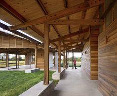 Galería de Pabellón Josey de la Fundación Dixon Water / Lake Flato Architects - 6