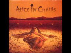 Alice In Chains - Dirt (1992) [Full Album]