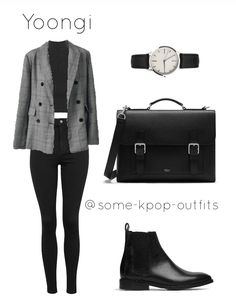 Korean Fashion Kpop Inspired Outfits, Bts Inspired Outfits, Kpop Fashion Outfits, Mode Outfits, Korean Outfits, Girl Outfits, Casual Outfits, Vogue Korea, Moda Kpop