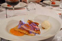 My birthday celebration at Ad Lib Bistro, Pymble · Eat. Travel. Bliss. crepes suzette