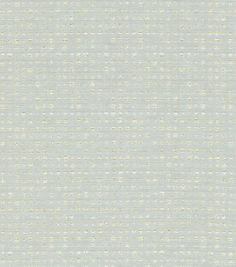 Waverly Upholstery Fabric-Bling Fling Mineral