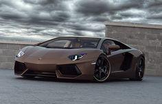 "The 2012 Lamborghini Aventador ""Rabbioso"" LP777-4 by Wheelsandmore"