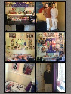 Fan wall  #OneDirection