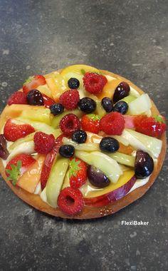 Fruittaart / Fruit pie #spermalie