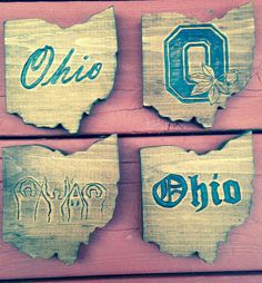 Ohio state onEtsy listing at https://www.etsy.com/listing/205049186/ohio-state-coasters-with-bottle-opener