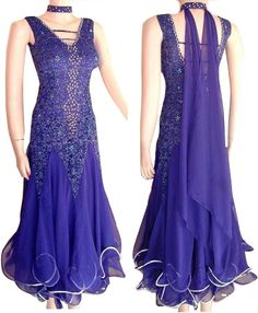 It doesn't have to be perfectly straight ,a bit of wiring or fluff trim to give a fuller look to the dress can work well. Just don't go crazy.  www.phoenixdancestudio.com.au