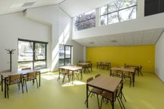 ARC20: AZC in Maastricht – BUROBEB Conference Room, Garden, Table, Furniture, Home Decor, Decoration Home, Room Decor, Lawn And Garden, Meeting Rooms
