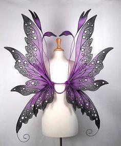 невероятные крылья бабочек для карнавала - Декор своими руками