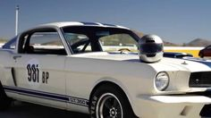 WILLOW SPRINGS RACEWAY 50TH ANNIVERSARY OF THE GT350'S FIRST VICTORY