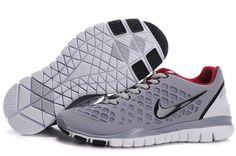 Nike Free Tr Fit Gray Black $49.81